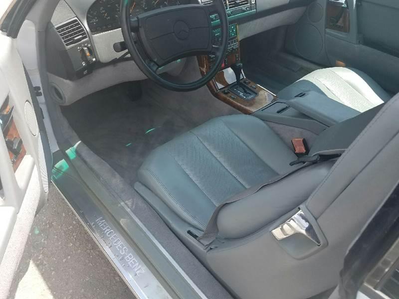 1990 Mercedes-Benz 300-Class 300 SL 2dr Convertible - Hollywood FL