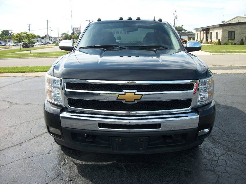 2009 Chevrolet Silverado 1500 4x4 LT 4dr Extended Cab 6.5 ft. SB - Janesville WI