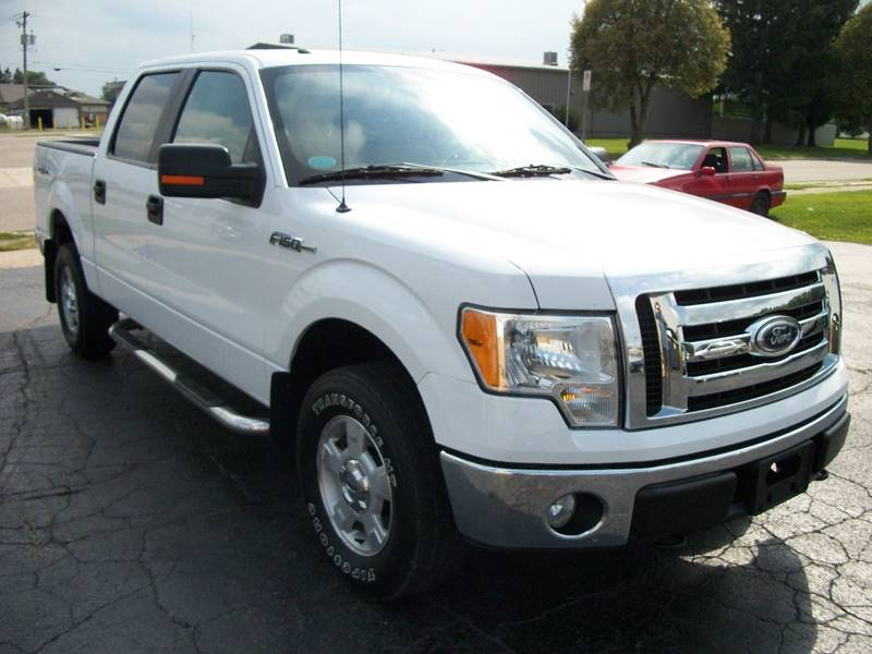 2010 Ford F-150 4x4 XLT 4dr SuperCrew Styleside 6.5 ft. SB - Janesville WI