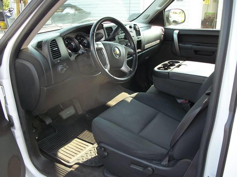 2013 Chevrolet Silverado 1500 4x4 LT 4dr Extended Cab 6.5 ft. SB - Janesville WI