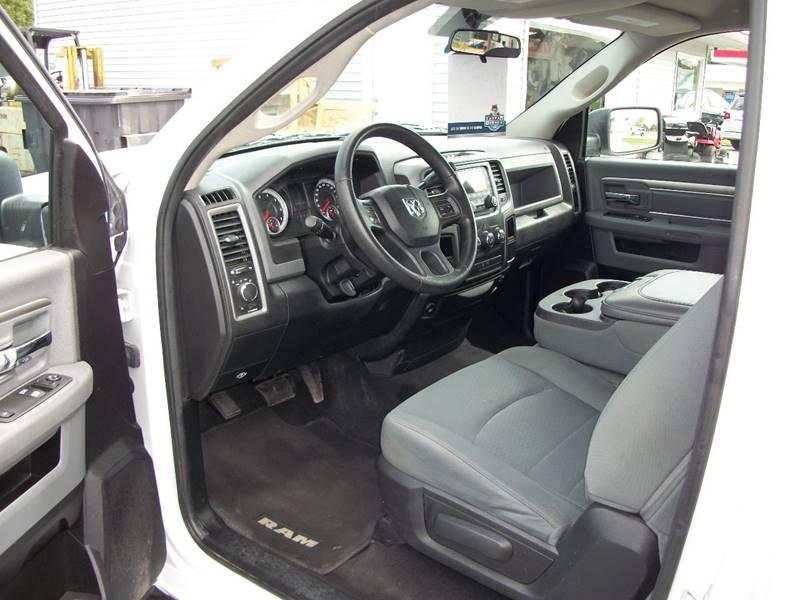 2014 RAM Ram Pickup 1500 4x2 Tradesman 2dr Regular Cab 8 ft. LB Pickup - Janesville WI