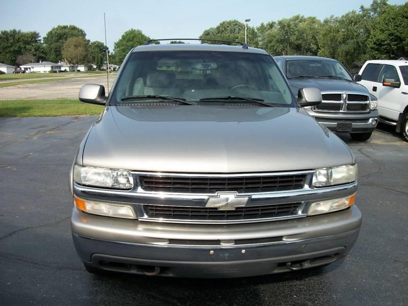 2003 Chevrolet Tahoe LT 4WD 4dr SUV - Janesville WI