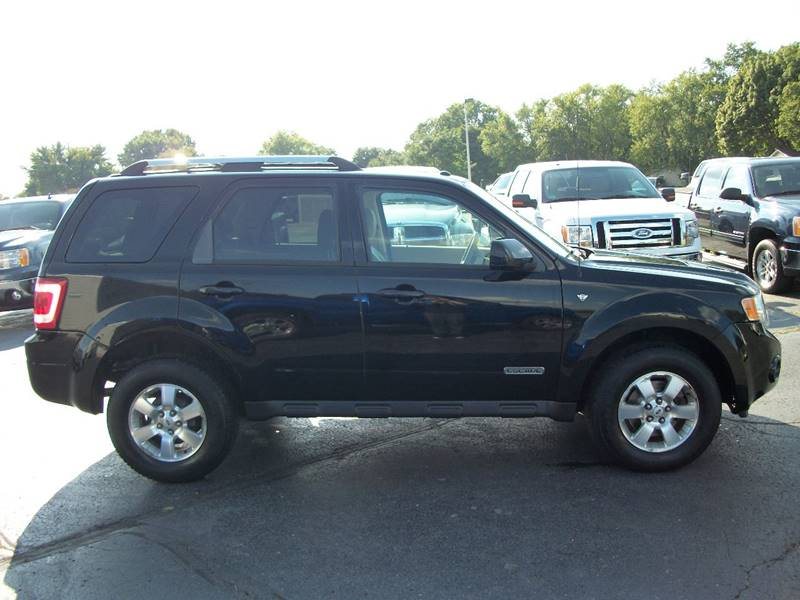 2008 Ford Escape AWD Limited 4dr SUV - Janesville WI