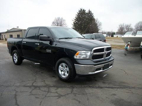 2016 RAM Ram Pickup 1500 for sale in Janesville, WI