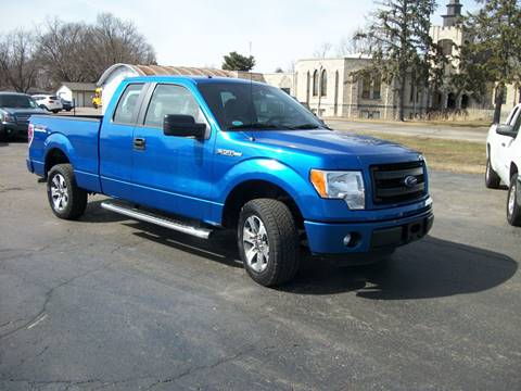 2014 Ford F-150 for sale in Janesville, WI