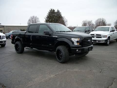 2016 Ford F-150 for sale in Janesville, WI