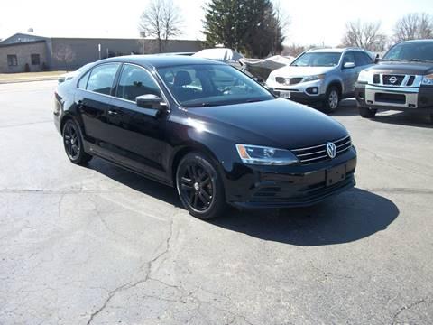 2015 Volkswagen Jetta for sale in Janesville, WI
