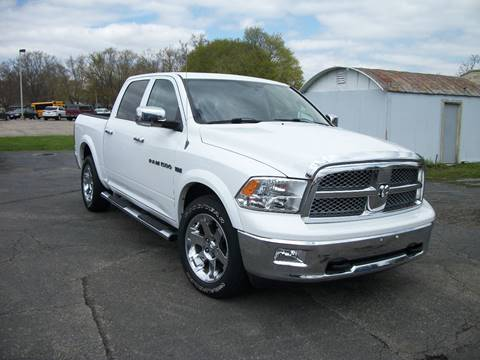 2011 RAM Ram Pickup 1500 for sale in Janesville, WI