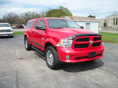 2014 RAM Ram Pickup 1500 for sale in Janesville, WI