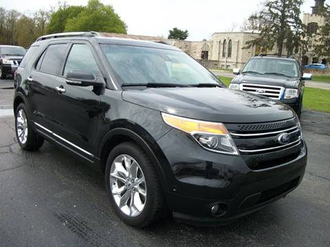 2015 Ford Explorer for sale in Janesville, WI