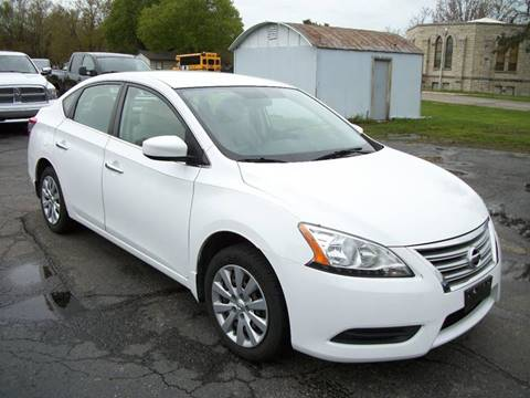 2015 Nissan Sentra for sale in Janesville, WI