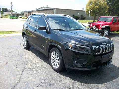 2019 Jeep Cherokee for sale in Janesville, WI