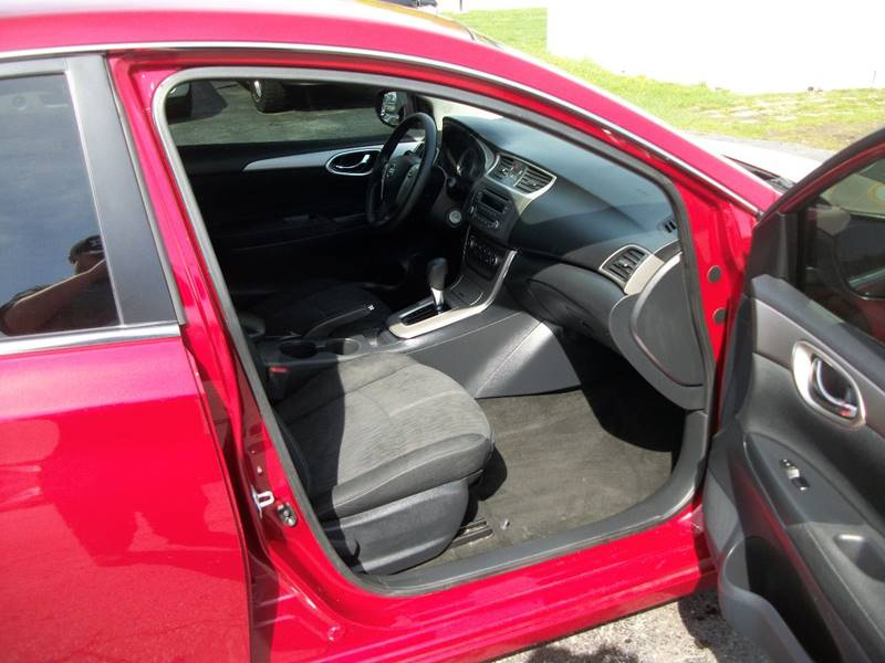 2014 Nissan Sentra SV 4dr Sedan - Janesville WI