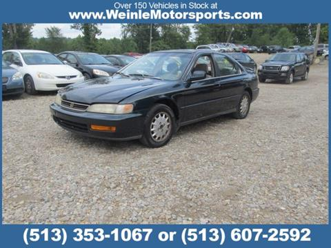 1996 Honda Accord for sale in Cleves, OH