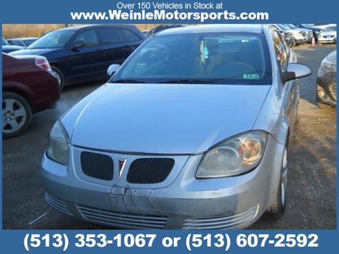 2008 Pontiac G5 for sale in Cleves, OH