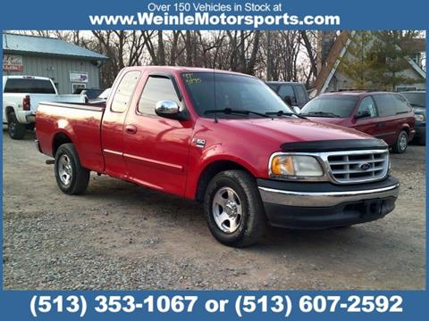 1999 Ford F-150 for sale in Cleves, OH