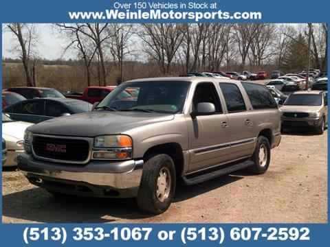 2000 GMC Yukon XL for sale in Cleves, OH