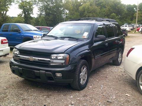 2003 Chevrolet TrailBlazer for sale in Cleves, OH