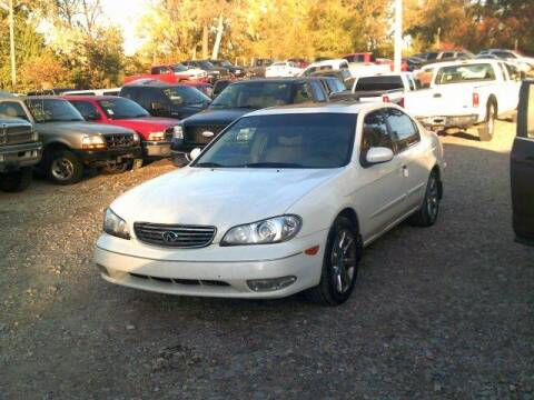 2002 Infiniti I35 for sale at WEINLE MOTORSPORTS in Cleves OH