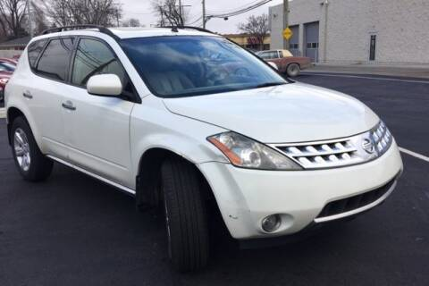 2007 Nissan Murano for sale at WEINLE MOTORSPORTS in Cleves OH