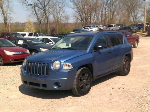2007 Jeep Compass for sale at WEINLE MOTORSPORTS in Cleves OH