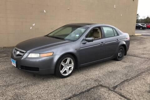 2006 Acura TL for sale at WEINLE MOTORSPORTS in Cleves OH