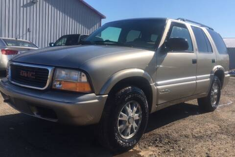 1999 GMC Envoy for sale at WEINLE MOTORSPORTS in Cleves OH