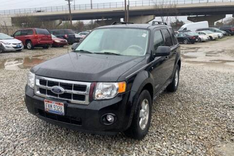 2008 Ford Escape for sale at WEINLE MOTORSPORTS in Cleves OH