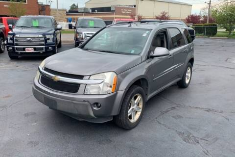 2006 Chevrolet Equinox for sale at WEINLE MOTORSPORTS in Cleves OH