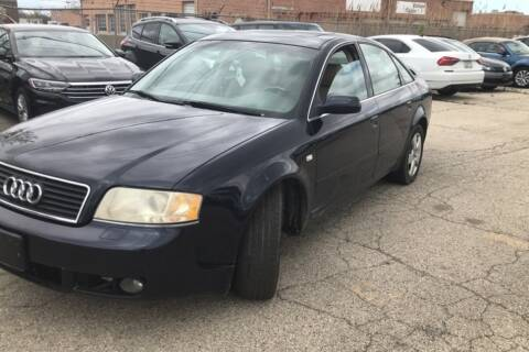 2003 Audi A6 for sale at WEINLE MOTORSPORTS in Cleves OH