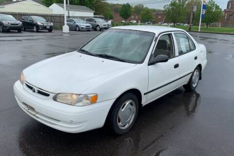 2000 Toyota Corolla for sale at WEINLE MOTORSPORTS in Cleves OH