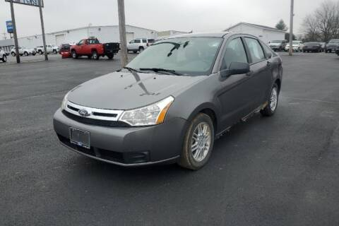 2010 Ford Focus for sale at WEINLE MOTORSPORTS in Cleves OH
