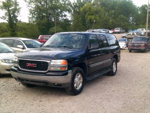 2004 GMC Yukon XL for sale at WEINLE MOTORSPORTS in Cleves OH