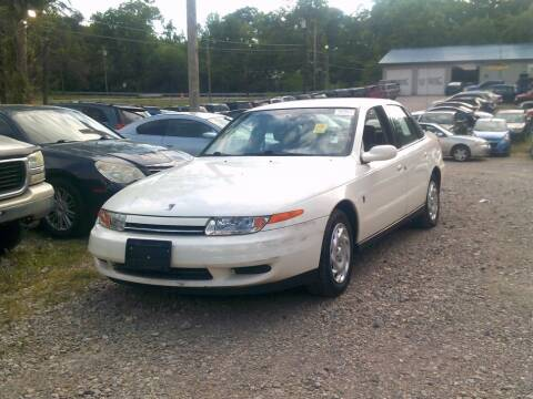 2001 Saturn L-Series for sale at WEINLE MOTORSPORTS in Cleves OH