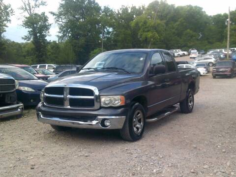 2004 Dodge Ram Pickup 1500 for sale at WEINLE MOTORSPORTS in Cleves OH