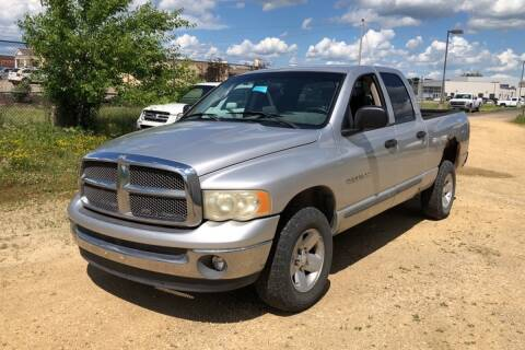 2002 Dodge Ram Pickup 1500 for sale at WEINLE MOTORSPORTS in Cleves OH