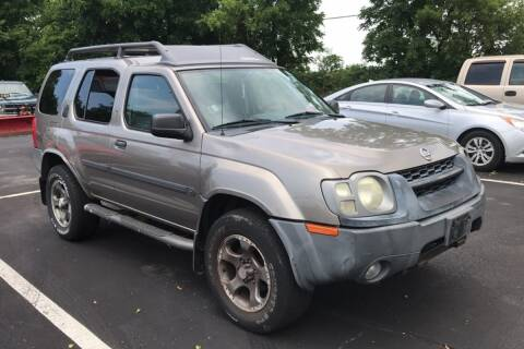 2004 Nissan Xterra for sale at WEINLE MOTORSPORTS in Cleves OH