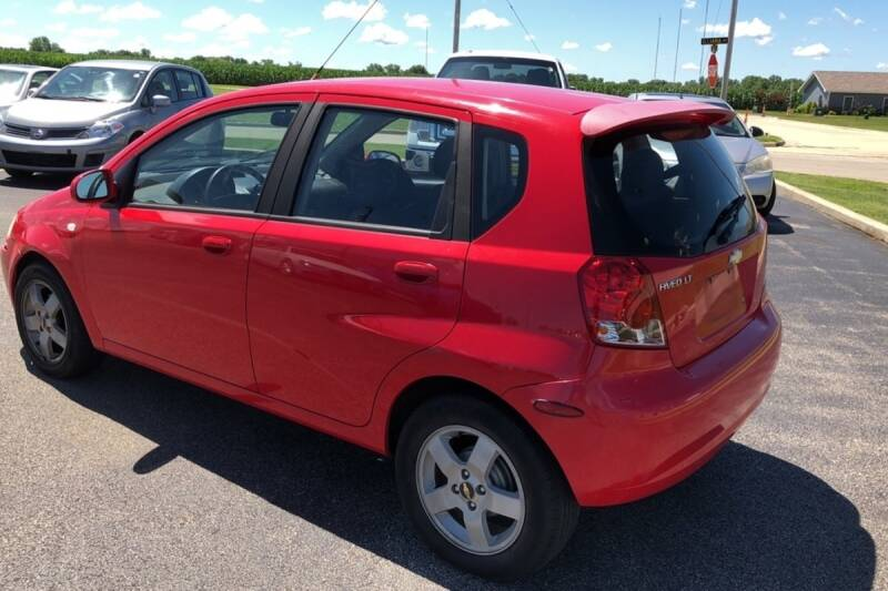 2006 Chevrolet Aveo for sale at WEINLE MOTORSPORTS in Cleves OH