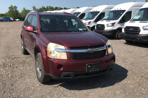 2008 Chevrolet Equinox for sale at WEINLE MOTORSPORTS in Cleves OH