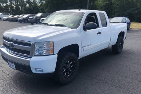 2008 Chevrolet Silverado 1500 for sale at WEINLE MOTORSPORTS in Cleves OH