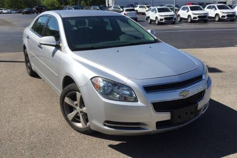 2012 Chevrolet Malibu for sale at WEINLE MOTORSPORTS in Cleves OH