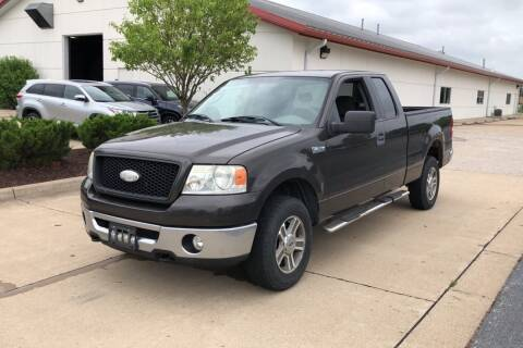 2006 Ford F-150 for sale at WEINLE MOTORSPORTS in Cleves OH