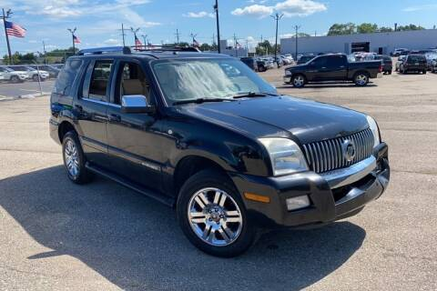 2008 Mercury Mountaineer for sale at WEINLE MOTORSPORTS in Cleves OH