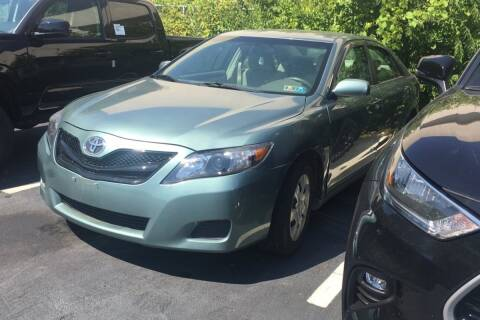 2011 Toyota Camry for sale at WEINLE MOTORSPORTS in Cleves OH
