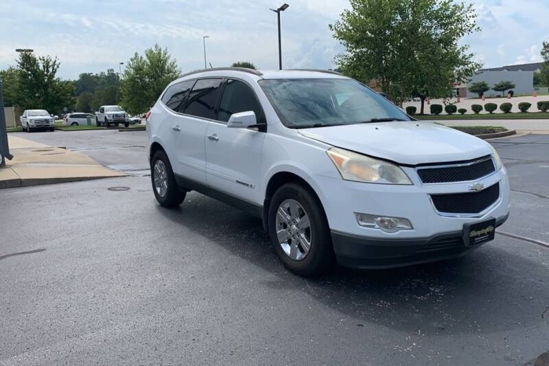 2009 Chevrolet Traverse for sale at WEINLE MOTORSPORTS in Cleves OH