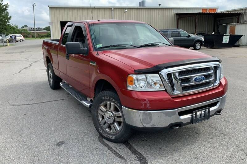 2008 Ford F-150 for sale at WEINLE MOTORSPORTS in Cleves OH