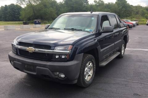 2006 Chevrolet Avalanche for sale at WEINLE MOTORSPORTS in Cleves OH