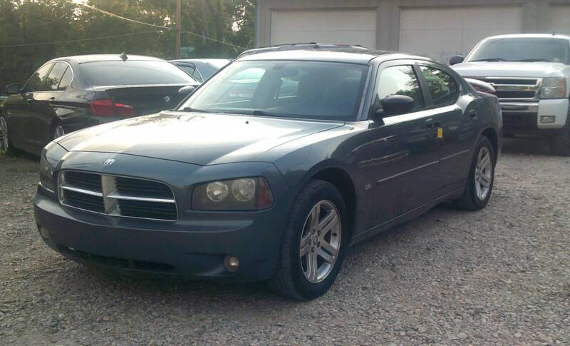 2006 Dodge Charger for sale at WEINLE MOTORSPORTS in Cleves OH