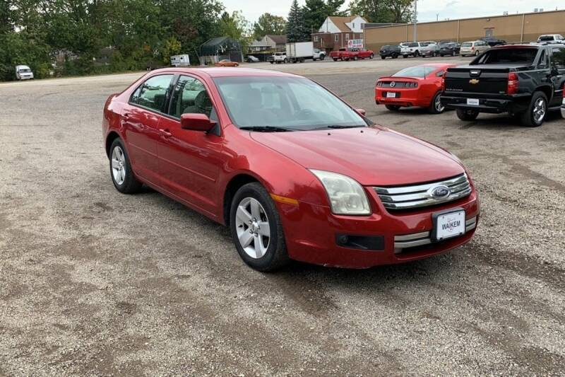 2009 Ford Fusion for sale at WEINLE MOTORSPORTS in Cleves OH