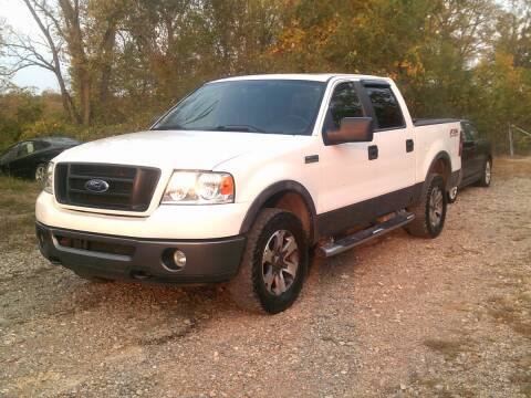 2007 Ford F-150 for sale at WEINLE MOTORSPORTS in Cleves OH
